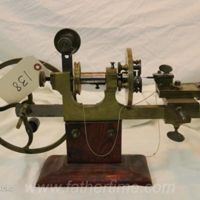 Horology Tool Auction