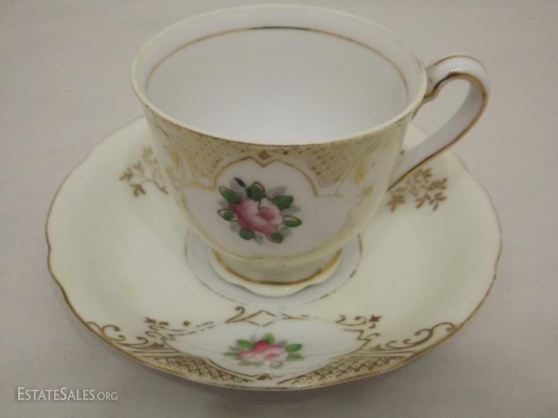 1940s circa made in occupied Japan tea cup | EstateSales org