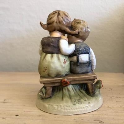 Goebel Hummel Little Boy and Girl (Item # 503)