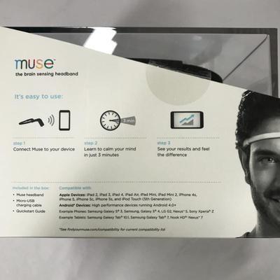 Lot 287 - Muse Headband | EstateSales org