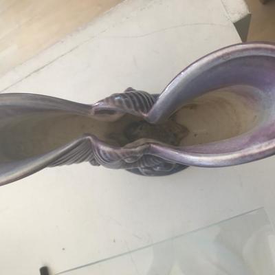 Royal Haeger Deep Purple Vase (Item #502)