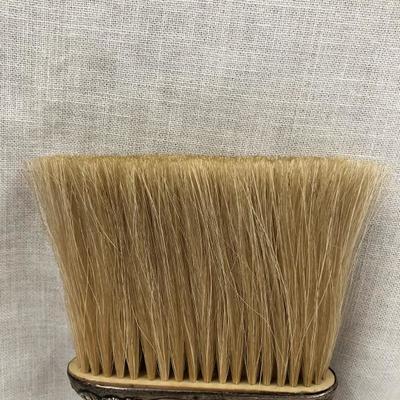 Antique Gorham Sterling Bonnet Hat Horse Hair Brush (item 811)