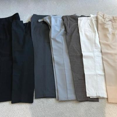 Lot 9-Ladies' Pants Size 8