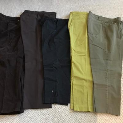 Lot 11-Ladies' Pants Size 10