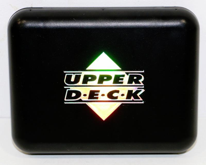1992 Upper Deck Limited 3d Hologram Baseball Cards Pack Wcoa 522 47 Estatesalesorg