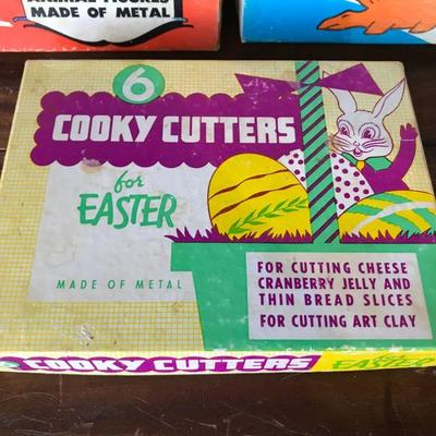 Set of 3 Cooky Cutters [1201]