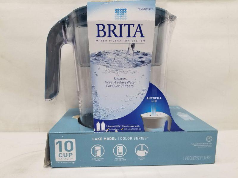 Brita Lake Pitcher Filter