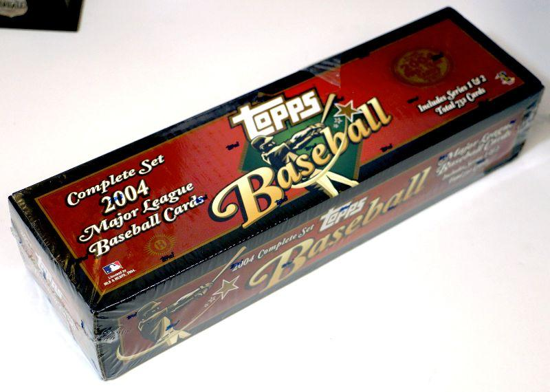 2003 Topps Baseball Cards Mlb Factory Complete Set Sealed Box 720 Cards D 014 Estatesalesorg