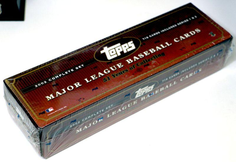 2003 Topps Baseball Cards Mlb Factory Complete Set Sealed Box 720 Cards D 013 Estatesalesorg