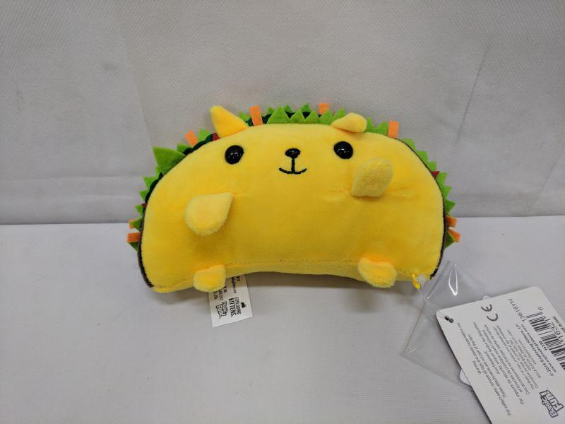 Exploding Kittens Tacocat Plush - New | EstateSales org