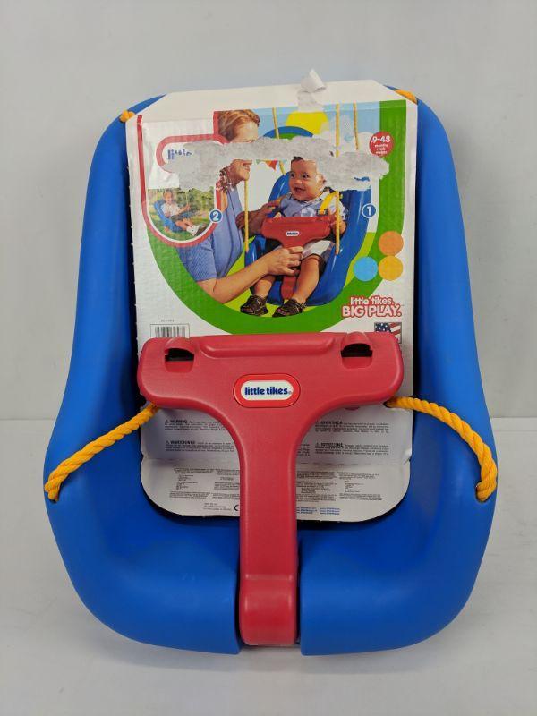 Little Tikes Baby 2 In 1 Snug N Secure Swing New Estatesales Org