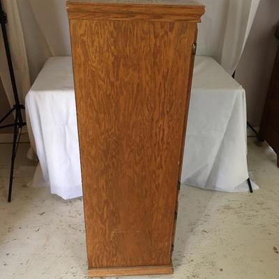Lot 1 - Wooden Cabinet