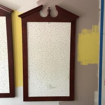 Lot 2 - Trio of Ornate Cork Boards