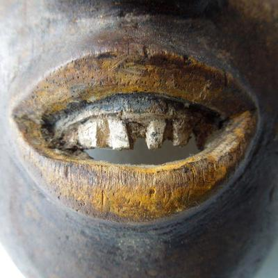Lot 40: Guro Tribe Ceremonial Mask 19th - 20th Century