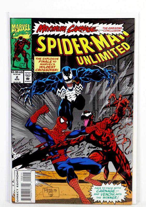 Spider Man Unlimited 2 Maximum Carnage Part 14 Venom