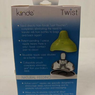 Dr. Brown's Nipples, Kiinde Twist Latch Nipples, & Philips Avent Nipples - New