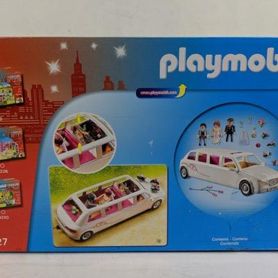 Playmobil City Life - Car Only, People Missing, See Pictures