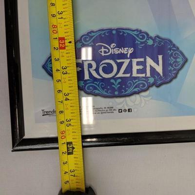 Disney Frozen Poster, 3' x 2'