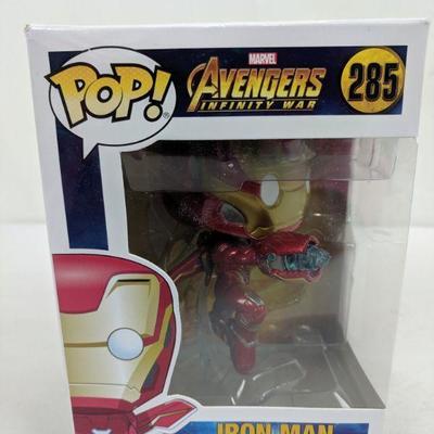 Funko Pop! Marvel Avengers Iron Man 285 - New
