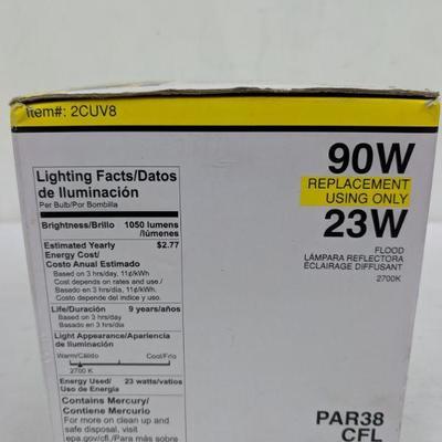Lumapro 23 Watt, 90 Watt Equivalent - New