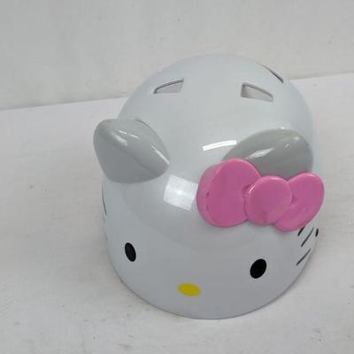 Hello Kitty Helmet, Ages 5-8 (20.5-21.3