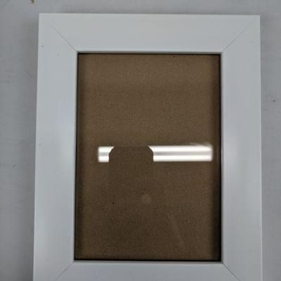 White Wooden Frames, 6.5