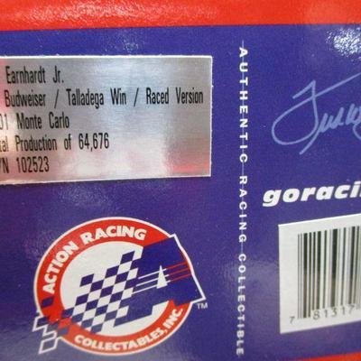 1:24 Scale Dale Earnhardt Jr  #8 Bud Racing Car | EstateSales org
