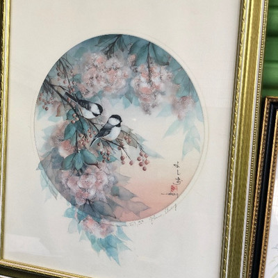 Lot 5  - Artwork by John Cheng - Signed & Numbered!