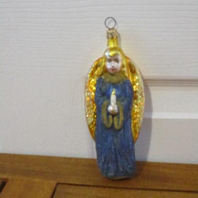 Christopher Radko Christmas Angel Ornament