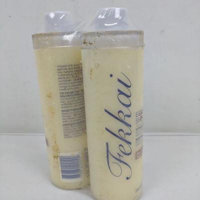 Fekkai Essential Shea, 2 Bottles Conditioner, 8 oz each. Sealed - New