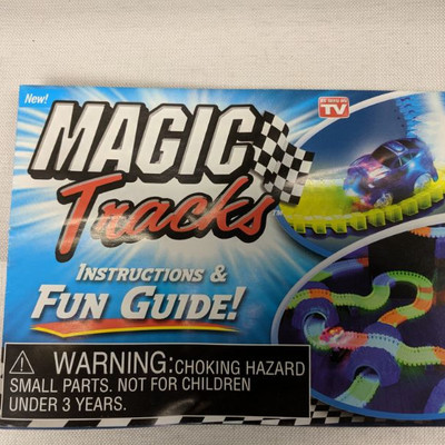 Magic Tracks, As Seen On TV - New
