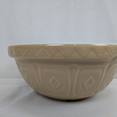 Rayware Serving Bowl, Beige - New
