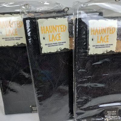 Halloween Haunted Lace, 60
