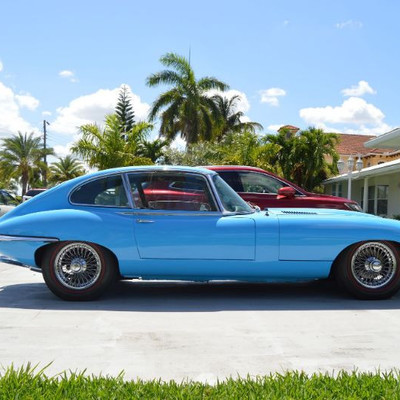 1968 Jaguar XKE runs great $35,000