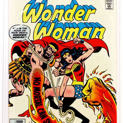 WONDER WOMAN #226 Bronze Age Comic Book 1976 DC Comics High Grade VF/NM
