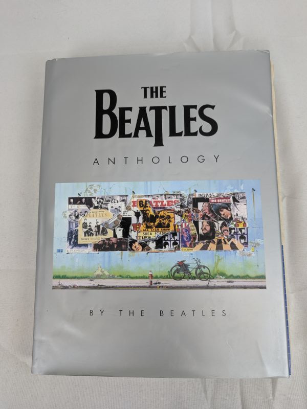 The Beatles Anthology Large Coffee Table Book Estatesales Org