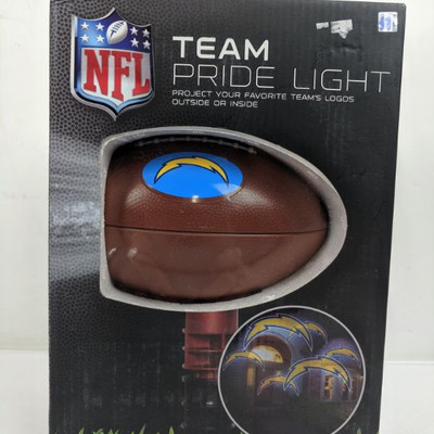 NFL Team Pride Light Chargers - New