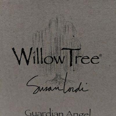 Willow Tree Guardian Angel Statue