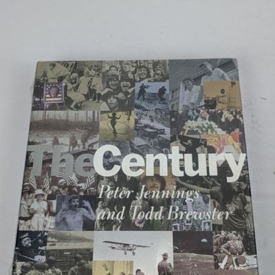 The Century Peter Jennings and Todd Brewster Book - New