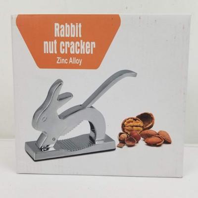 Rabbit Nutcracker - Zinc Alloy