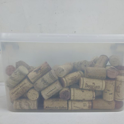 Various Corks and Container 11
