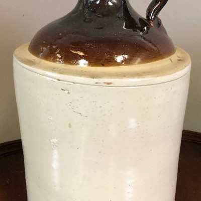Lot 5 Jug antique 1 gallon whiskey jug crock