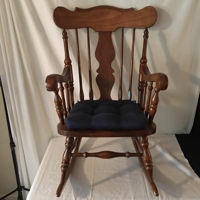 Lot 3 - Rocking Chair