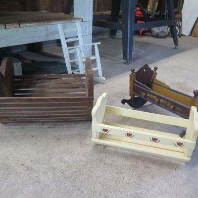 Vintage Wooden Yoke and More