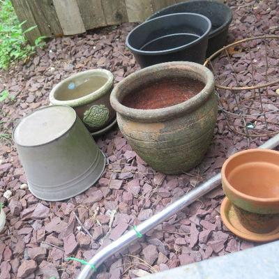 Flower Pots and More