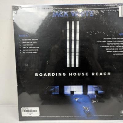 Jack White Boarding House Reach Vinyl LP - New
