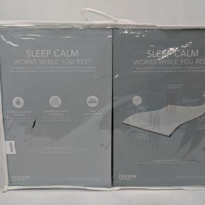 Full Bed Protection System Mattress & Box Springs