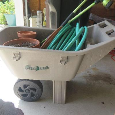 Wheel Barrow and Contents
