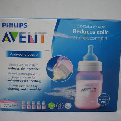 Philips Avent Anti-Colic Bottle 9 oz - New
