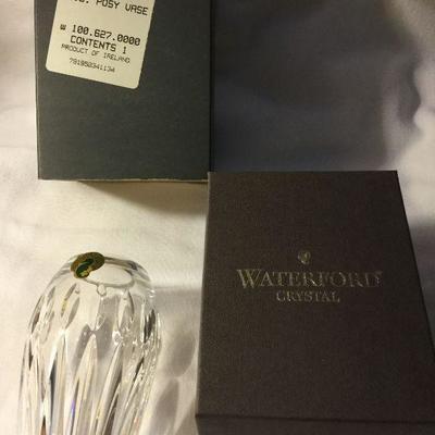Waterford Posy Vase 1996